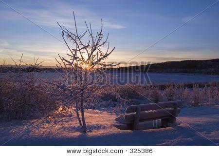 Frozen: Sunset
