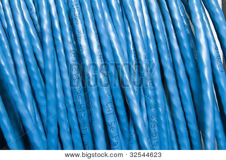 Blue Cable lan