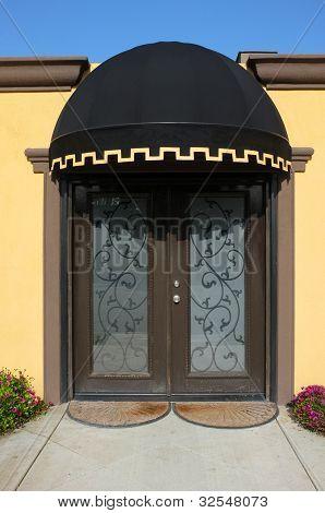Formal Entrance