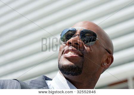 Stylish Business Man