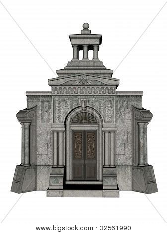 Vault In 3D.