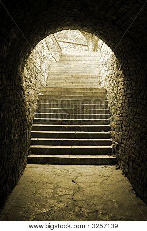 Old Brick Tunnel