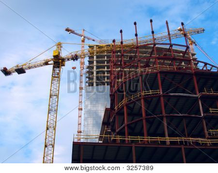 Building Under Construction