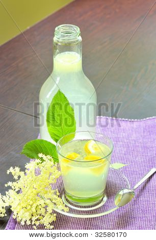 Elderflower Juice