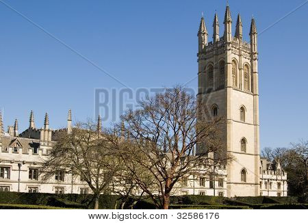 Great Tower of Magdalen College, Oxford