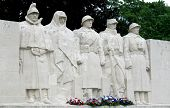Memorial For The Children Of Verdun (France)