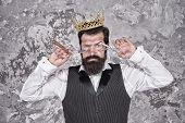 Barber Shop. Bearded Hipster Shaving. Vintage Barber. Exclusive Services Private Master. Barber Tool poster