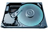 Hard Disk And Data