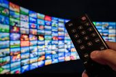 Multimedia Television Video Streaming, Media Tv On Demand poster