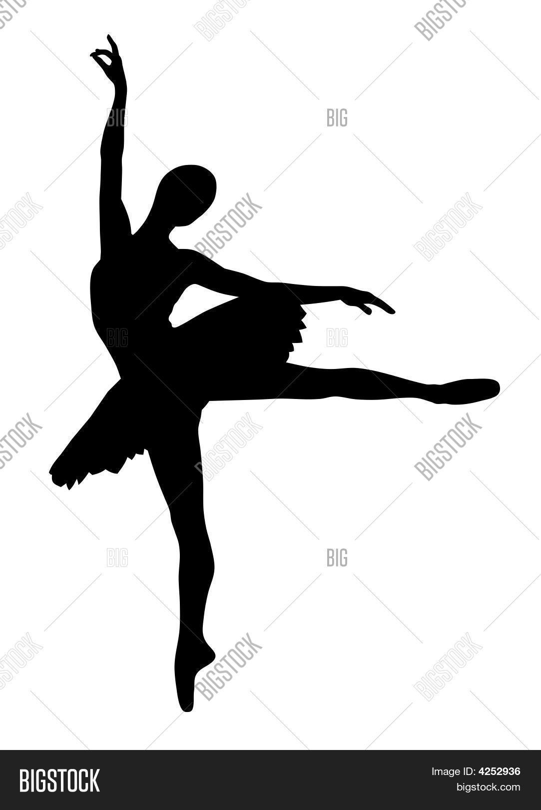 Ballerina Stock Vector & Stock Photos | Bigstock