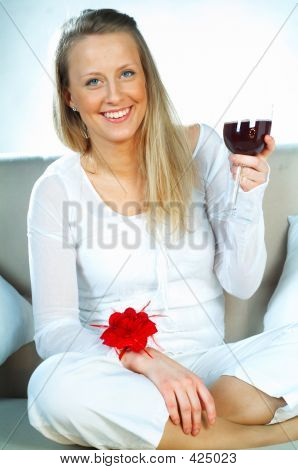 Women With Wine