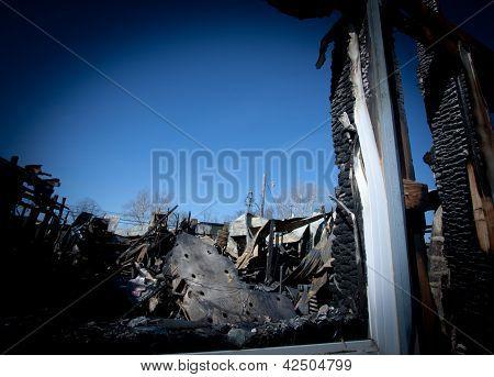Burnt Down