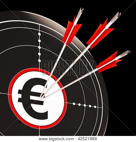Euro Target Shows Security In Europe