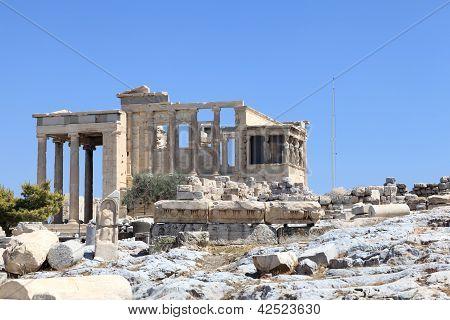 Erechtheum Temple