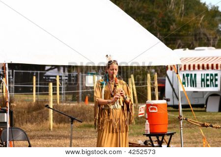 Powwow Entertainer