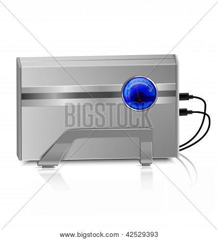 External IDE Data storage box