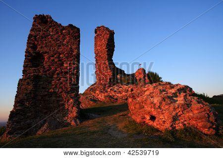 Siria Fortress, Arad, Romania, Europe