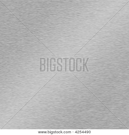 Matt Aluminium (Aluminum) Pattern.