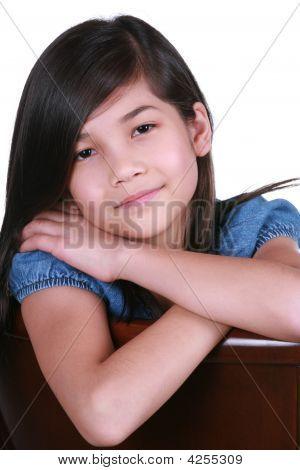Beautiful Young Asian Girl