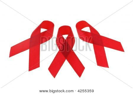 Aids Awareness Ribbons