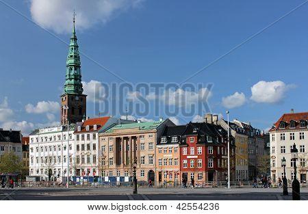 Copenhagen. Ved Stranden