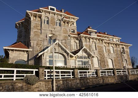 House In Biarritz, Pireenes Atlantiques,  Aquitaine, France