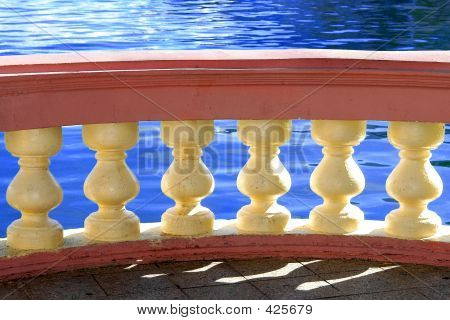 Balcony_blue Water