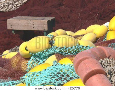 Nets  Stool