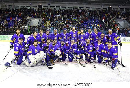 Ukraine Eishockeynationalmannschaft