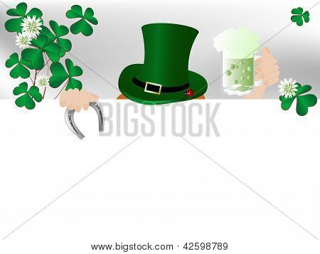 St.patricks Background