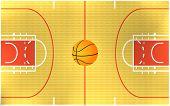 Basketball Arena poster