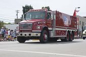 Freightliner Black Creek Fire Department Truck