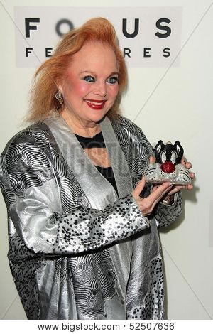 LOS ANGELES - OCT 17:  Carol Connors at the