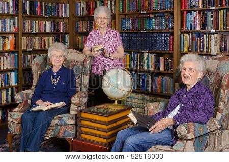 Great Grandmothers Library Club