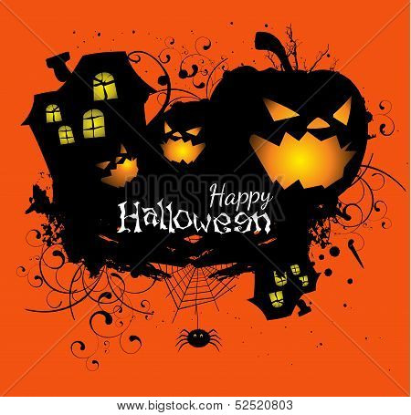 Happy Halloween and halloween party to might