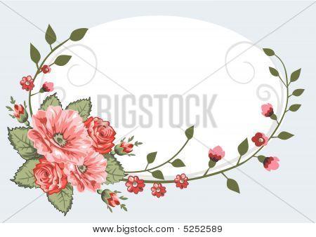 Victorian Roses Vintage