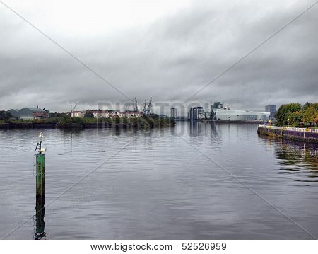 River Clyde - Hdr