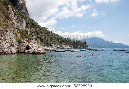 Amaldi Coast, Italy