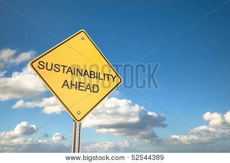 Sustainability Ahead