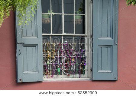 Beaded Window