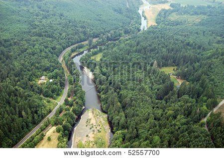 Rural scene, Washington state