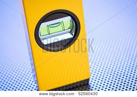Carpenter Spirit Level Instrument
