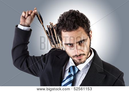 Archer Businessman