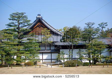 Ninomaru Palace, Kyoto, Japan