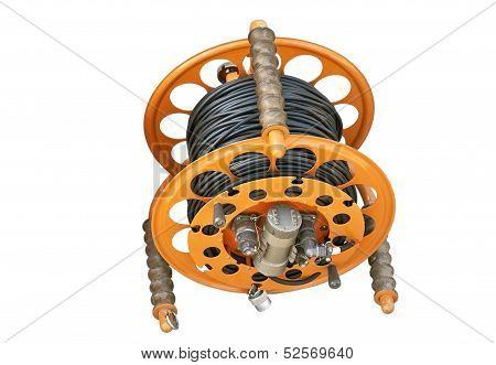 Cable Reel For Mobile Working