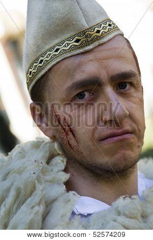 medieval peasant