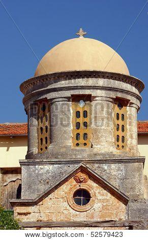 Agia Triada - Orthodox monastery
