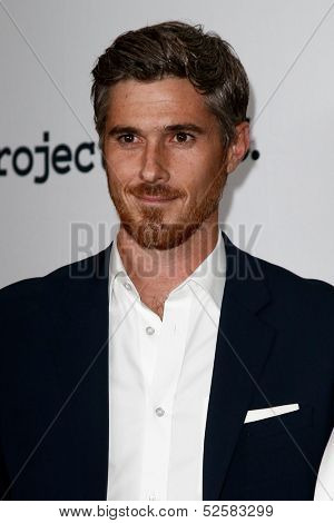 NEW YORK- OCT 17: Actor Dave Annable attends the Project A.L.S. 15th Anniversary benefit at Roseland Ballroom on October 17, 2013 in New York City.