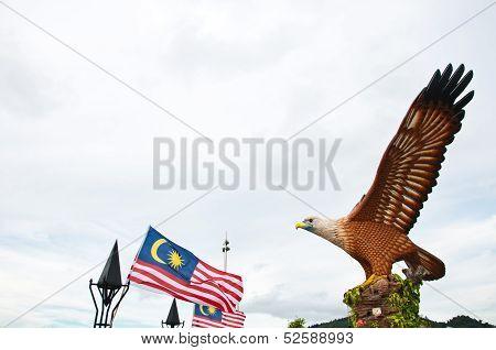 The Status Of Eagle In Langawi