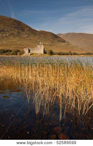 Kilchurn Castle, Argyll and Bute, Scotland